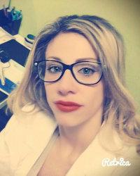 Foto della Dr. Alessandra Bolognesi
