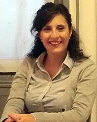 Foto della Dr.ssa Alessandra D'Alessio