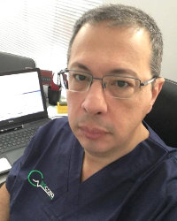 Foto del Dr. Alessandro D'Angelo