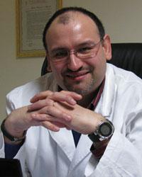 Foto del Dr. Alberto Di Michele
