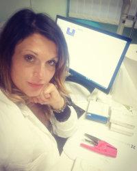 Foto della Dr.ssa Alessia Sagazio