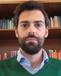 Foto del Dr. Alessio Congiu