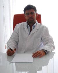 Foto del Dr. Alfonso Scarpa