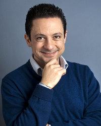Foto del Prof. Antonio Prunas
