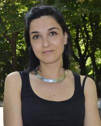Foto della Dr.ssa Vera Cabras