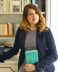 Foto della Dr. Camilla Vicini