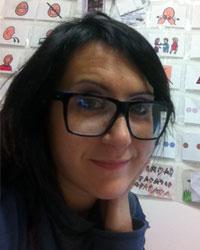 Foto della Dr. Chiara Marinari