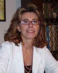 Foto della Dr.ssa Cristina Pagetti