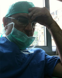 Foto del Dr. Daniele Langella
