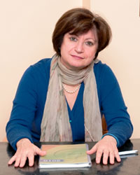 Foto della Dr. Elisabetta Chelo