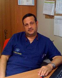 Foto del Dr. Enrico Rotondo