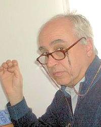 Foto del Prof. Enrico Pelilli