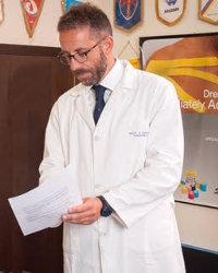 Foto del Dr. Francesco Forte
