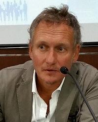 Foto del Prof. Fabio Zanchini