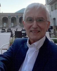Foto del Prof. Francesco Antonino Battaglia
