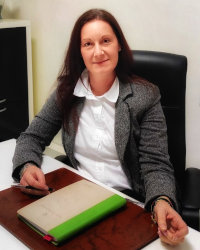 Foto della Dr.ssa Federica Meriggioli