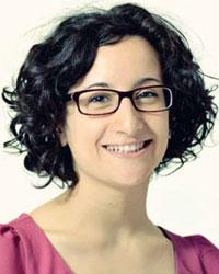 Foto della Dr.ssa Francesca Buniotto