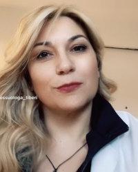 Foto della Dr.ssa Francesca Romana Tiberi