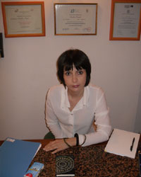Foto della Dr.ssa Claudia Frandi