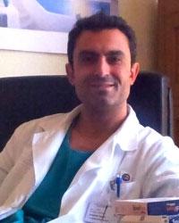 Foto del Dr. Georgios Giourgos