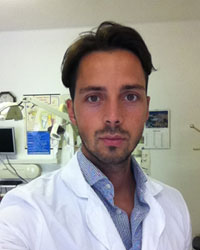 Foto del Dr. Giovanni Ghizzoni