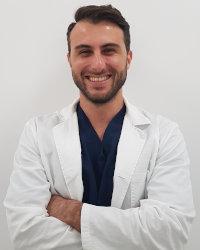 Foto del Dr. Gianluca Pinzarrone