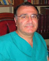 Foto del Prof. Giuseppe Fiducia