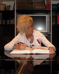 Foto della Dr.ssa Grazia Selvaggi