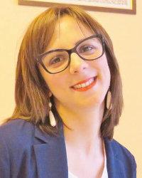 Foto della Dr.ssa Ilaria Palmerini