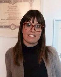 Foto della Dr.ssa Ilaria Genovesi