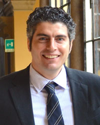Foto del Dr. Konstantinos Martikos
