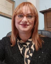 Foto della Dr.ssa Laura Pedrinelli Carrara