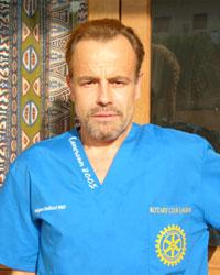 Foto del Dr. Luigino Bellizzi