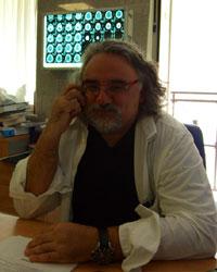 Foto del Dr. Marco Sarà