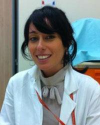 Foto della Dr. Maria Cristina Scifo