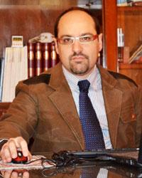 Foto del Dr. Massimo Antropoli