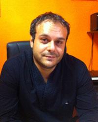Foto del Dr. Mirco Di Biase