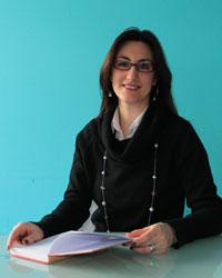 Foto della Dr.ssa Michela Avella