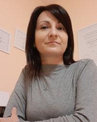 Foto della Dr.ssa Michela Rapuano