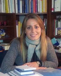 Foto della Dr.ssa Mina Lo Cascio
