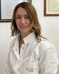 Foto della Dr.ssa Mirella Libero