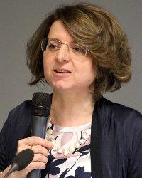 Foto della Dr.ssa Nunziata D'Abbiero