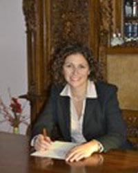 Foto della Dr. Nicole Scala