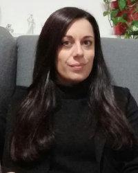 Foto della Dr.ssa Michela Paccamiccio