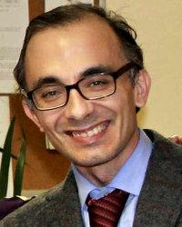Foto del Dr. Paolo Ruggeri
