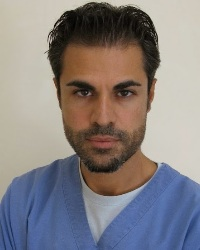 Foto del Dr. Pierluigi De Giovanni