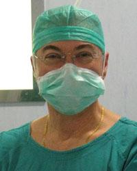 Foto del Dr. Pier Luigi Di Seglio