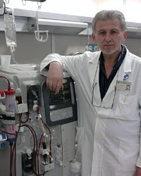 Foto del Dr. Piero Mignosi