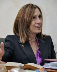 Foto della Dr.ssa Rita Gagliardi