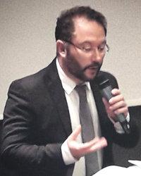Foto del Dr. Riccardo Brignoli